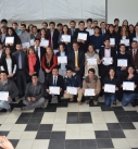 Gobierno Regional premió a alumnos ganadores de Convocatoria de Tesis